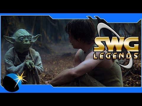SWG Legends – Jedi Training – Star Wars Galaxies Jedi Gameplay