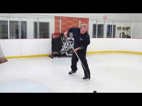 Hockey Top Hand  Stick Grip And Stance
