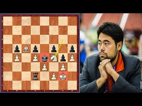 13-Year Old Chess Prodigy Pulls Off A Brilliant Swindle vs Nakamura