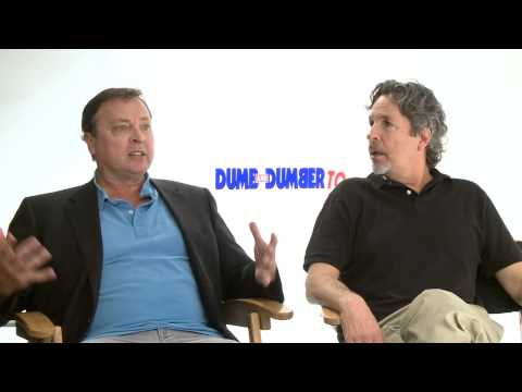 Dumb and Dumber To: Peter & Bobby Farrelly Exclusive Interview Part 3 of 3
