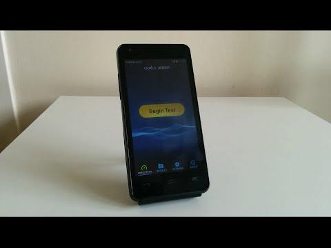 Vodafone Smart 4 Turbo 4G Speed, AnTuTu Benchmark & Geekbench Tests