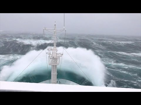 Wild Video Footage From Actor Billy Crudup s What Getting Caught In an Arctic Hurricane Looks…