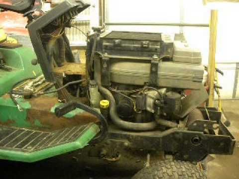 Kawasaki Water Cooled Engines