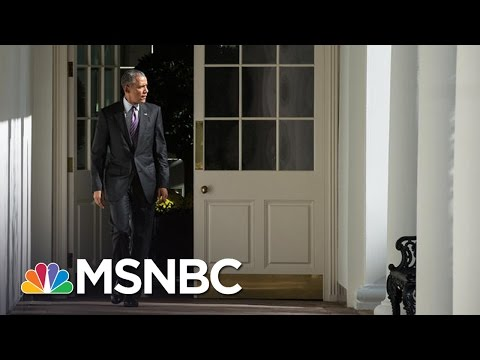 Barack Obama Set To Join The 'Presidents Club' | Morning Joe | MSNBC