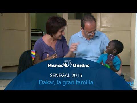 2015-Senegal-Dakar, la gran familia-Pueblo de Dios y Manos Unidas