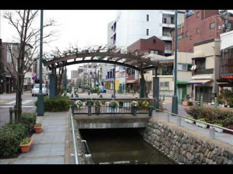 熊谷の風景 (埼玉県熊谷市) Kumagaya