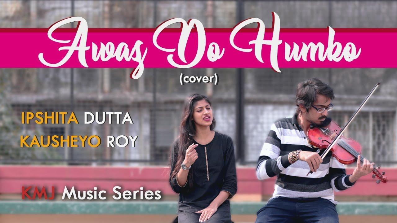 Download Awaaz Do Humko Hum Kho Gaye | Cover | Dushman |Udit Narayan & Lata MangeshkarI Ipshita & Kausheyo|