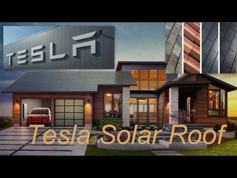 Tesla Solar Roof 400000 Vorbestellungen- Innovation oder Hype