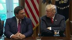 Florida Gov.-Elect Ron DeSantis Goes To The White House