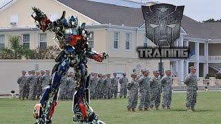 Autobot Training   Gmod Roleplay
