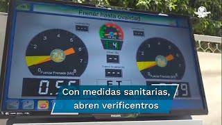 Los 13 restantes están concluyendo los trabajos de calibración de sus equipos, informa la Sedema