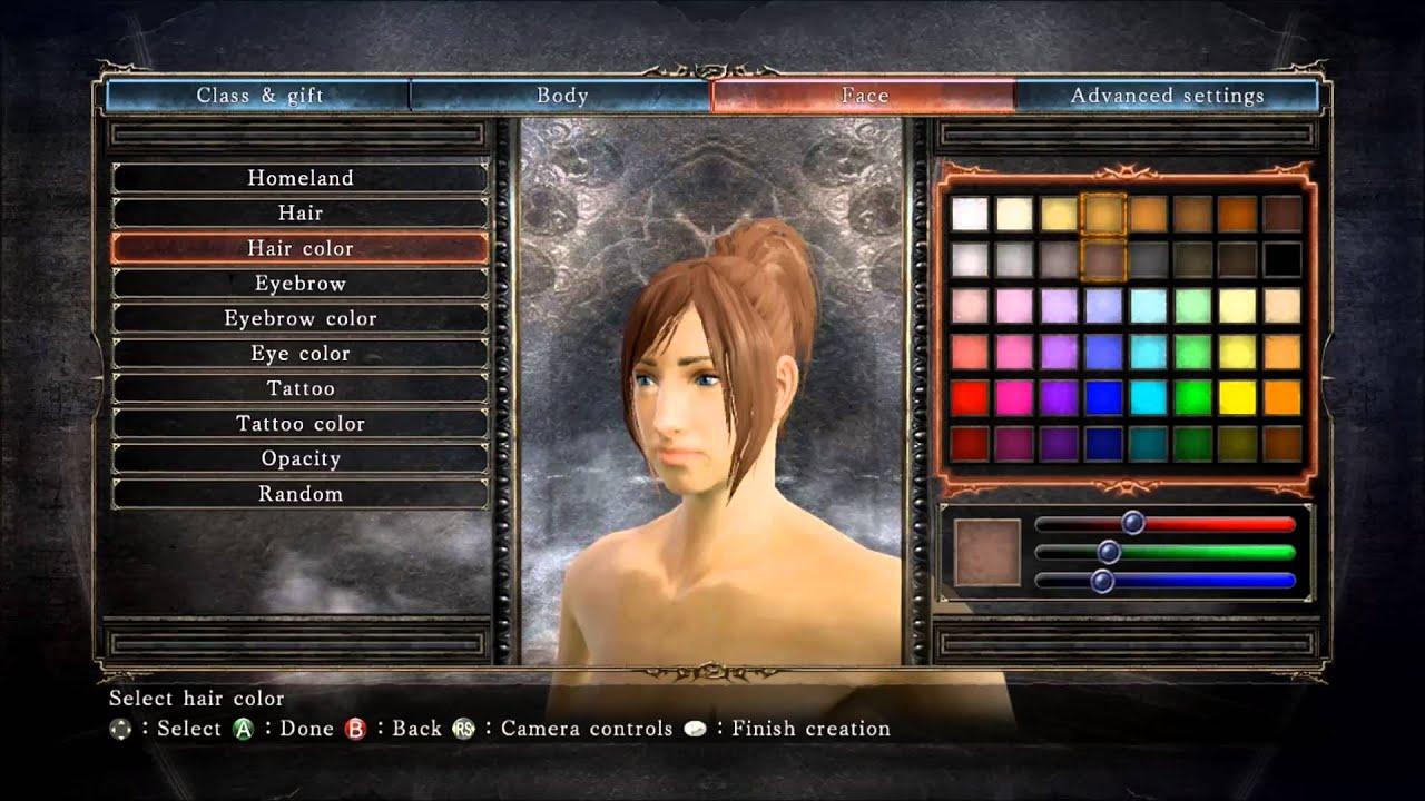 Dark Souls 2 - Deprived Let's Play Pt.1 - YouTube