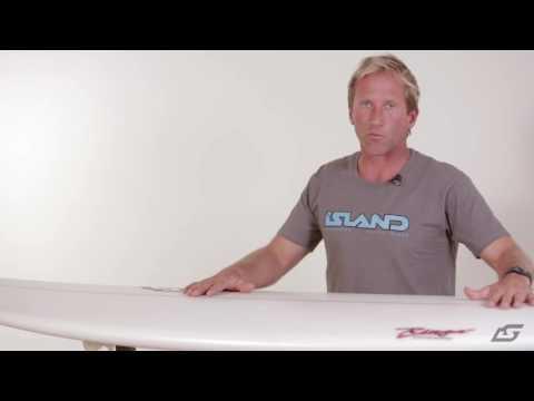 Island Surfboards - Big Fish