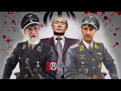 The Nazis take Aleppo! (a breakdown of western propaganda)