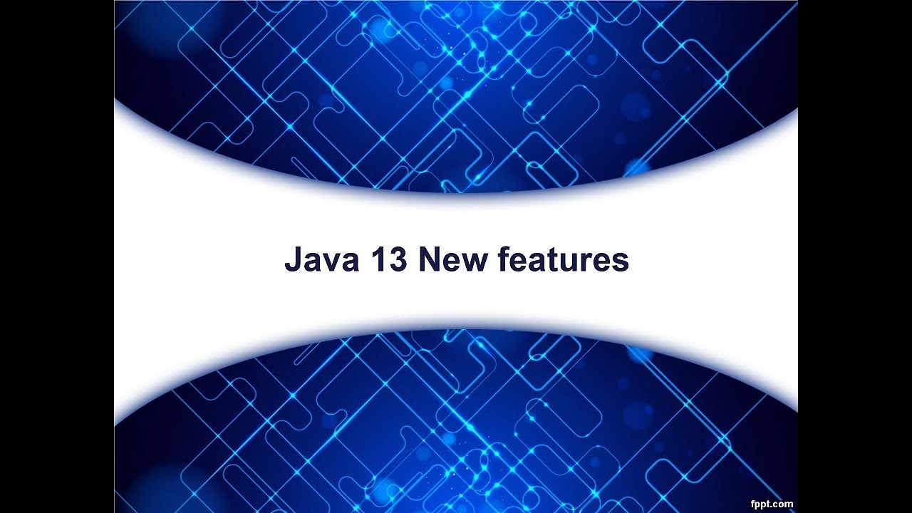 Java 13 new features