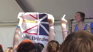 Hey Rosetta--Yer Spring / Graceland--Live @ Bonnaroo 2012-06-08