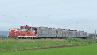仙石線205系3100番台M19編成KY入場配給