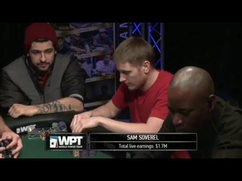 WPT 2016: Seminole Hard Rock Poker Showdown - FINAL TABLE. HD
