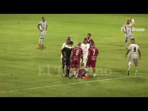 Juventud Antoniana le ganó a Zapla 1 a 0 en Jujuy
