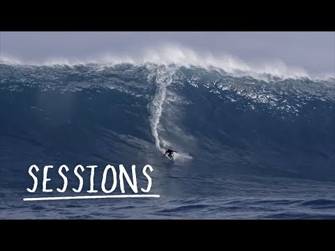 Dropping Into Deep Water Bombs at Cow Bombie | Sessions