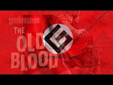 Wolfenstein: The Old Blood Grammar Nazi Easter Egg