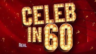 Christina Milian Plays Celeb in 60!