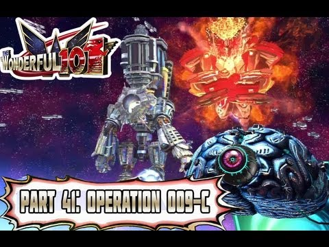 Wonderful 101 - Part 41: Operation 009-C: Final Battle Vs ...