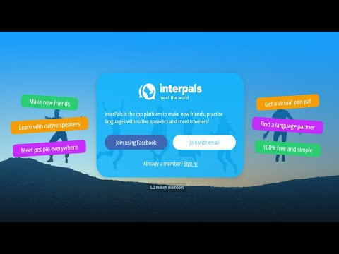 Interpals dating site