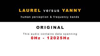LAUREL versus YANNY... Explained.