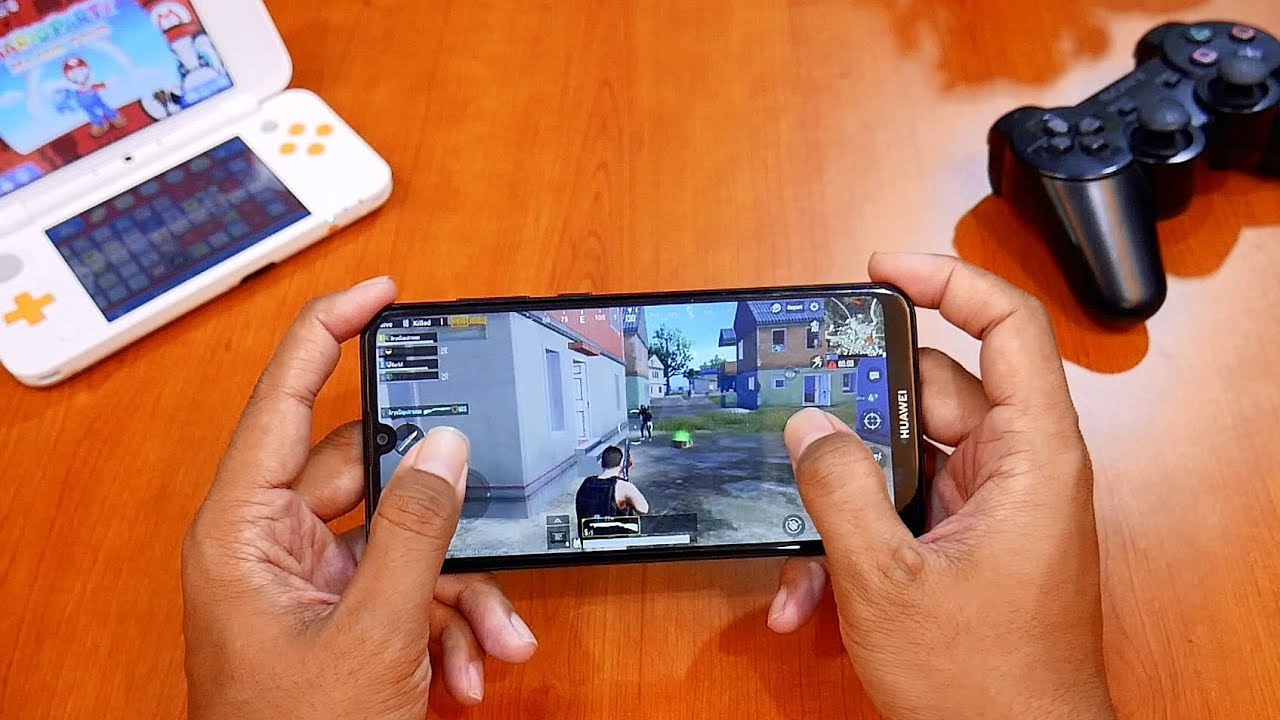 Huawei Y7 Pro 2019 Resmi Indonesia : Review