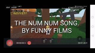 La chanson num num ( Roblox)