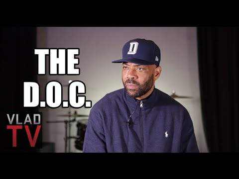 The D.O.C. on Ice Cube Leaving NWA: Cube Was the Spirit