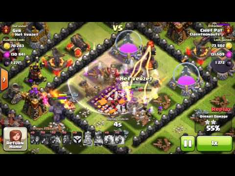 Clash of Clans - Quest to 4000 Trophies #14: Punishing a Troll