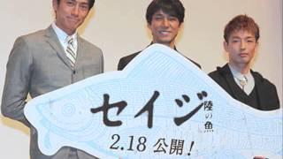 映画パーソナリティの伊藤さとりさんがMC、 ゲストして伊勢谷友介監督と...