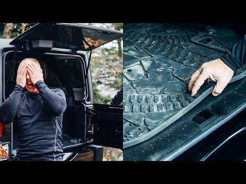 First Upgrade For Jeep Jk Wrangler The Best Floor Mats