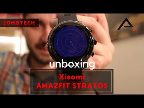 ⌚️Xiaomi Amazfit STRATOS
