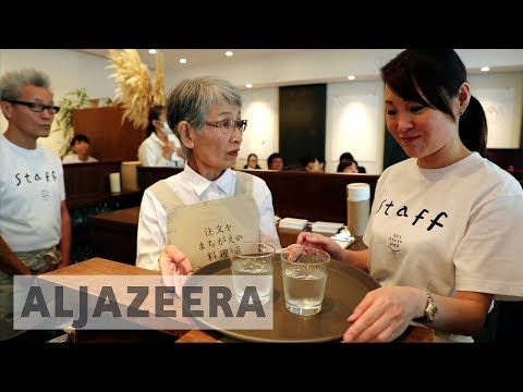 Innovative Japanese projects help seniors with dementia
