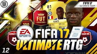 FIFA 17 ULTIMATE ROAD TO GLORY! #12 - WALKOUT PACK!!!!!
