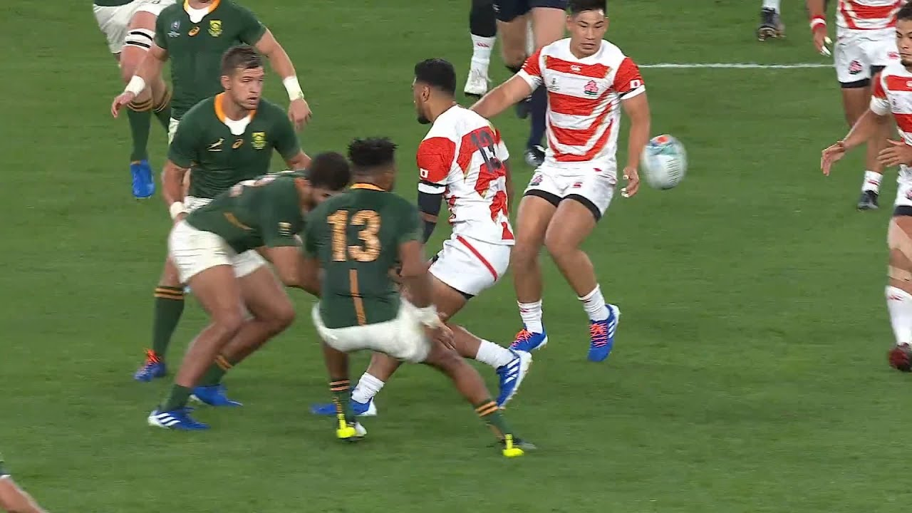 An Skills At Rugby World Cup 2019