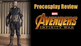 Infinity War Captain America Cosplay Part 1: Procosplay Review