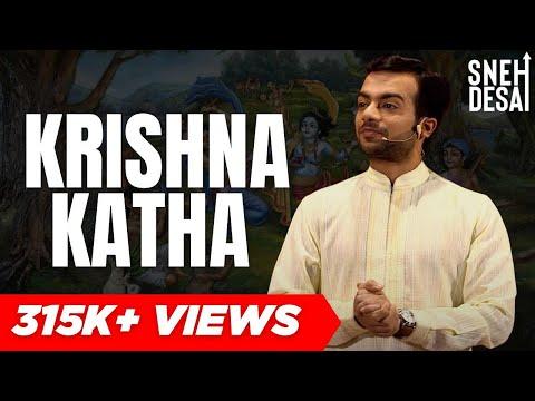 New Age Krishna Katha FULL Video by Dr.Sneh Desai (in Hindi)