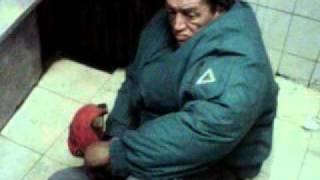 drunk bum attack paramedics lol