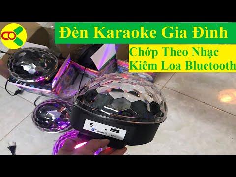 Đèn Trang Trí Phòng Karaoke Gia Đình Giá Rẻ   CaBa Store✅