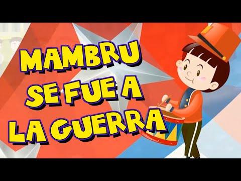 Mambru se fue a la Guerra - Canti Rondas | Canciones Infantiles Mp3