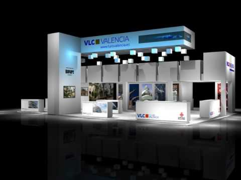 diseno stand ferial