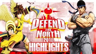 Defend The North Highlights!! - SMASH 4