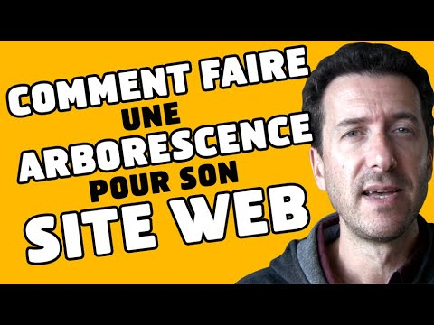 Comment Faire L'ARBORESCENCE De Son Site Web [Structure]