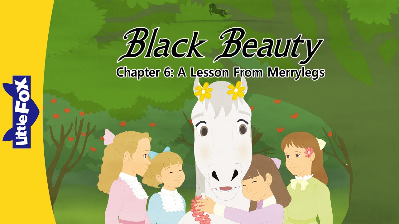 black beauty by anna sewell chapter summaries