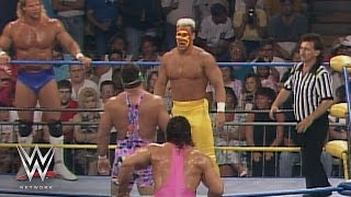 The Steiner Brothers vs. Sting & Lex Luger: WCW SuperBrawl on WWE Network