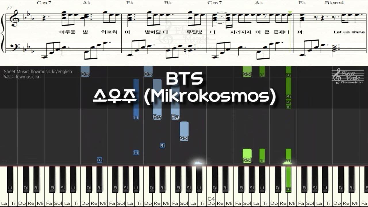 Bts マイクロ コスモス